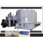 China Acrylic Diamonds Vacuum Metalizing Machine , Cylinder Vacuum Coating Equipment for sale