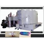 Acrylic Diamonds Vacuum Metalizing Machine , Cylinder Vacuum Coating Equipment for sale