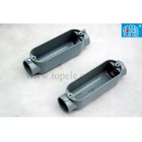 China 1/2-4 UL Approval EMT Conduit Body For LL / LR / LB / C / T / SLB Type for sale