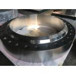China Steel Flanges ASME SA-182 Gr.F321H,FVC Forging,RTJ HB (Nut Stop),For Chemical Industry application for sale