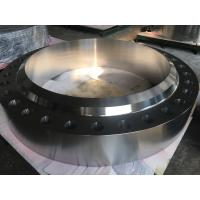 Steel Flanges ASME SA-182 Gr.F321H,FVC Forging,RTJ HB (Nut Stop),For Chemical Industry application for sale