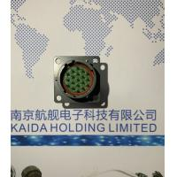 China MIL-DTL-38999 Series II Circular Power Connector Receptacle Aluminum Alloy JY27508E14B11PN for sale