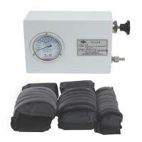 China Manual Pressure Hospital First Aid Equipment Pneumatic Tourniquet With Three Cuffs for sale