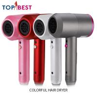 China 4 Colors Hair Salon Home Beauty Machine Strong Wind Electric Hair Blowers Dryer for sale