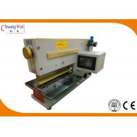 Guillotine PCB Etching Machine LCD For Parts Counter , Depaneling Machine for sale