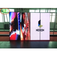 Customized 1920*640*40mm ultra thin p2.5 indoor poster LED display for shop advertising screen
