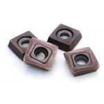Internal And External Carbide Tool Inserts , Indexable Inserts Used In Cnc Tooling for sale