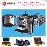 China PVD acuum Coating Equipment on Consumble  Electronics,  PVD conduction film coating, EMI shielding and NCVM coatings for sale