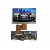 China 4.3'' Inch 480*272 Resolution TFT display with HDMI transfer board for HDMI interface for sale