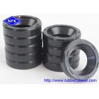 China High Pressure NBR Rotary Oil Seal BZ8062-AO For 6HK1 4HK1 Engine for sale