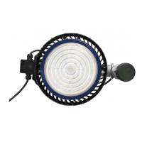 China IP65 UFO Industrial Warehouse LED High Bay Light Fixtures Energy Saving for sale