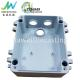 China Professional Custom Aluminium Pressure Die Casting Box Shot Blasting / CNC Machining Surface for sale
