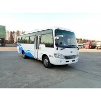 Front Engine 30 Seats Star Minibus High Transport City Bus For Exterior for sale