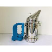 American Type Electrical Bee Smoker  M  Size with Dark Bule Handle of Bee Hive Smoker for sale