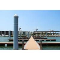 Marina Plastic Dock Pile Cap for sale
