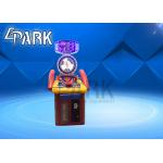 China Indoor Redemption Game Machine Sport Game , Strong Puncher Boxing Game for sale