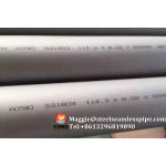 China Duplex Stainless Steel Pipe ASTM A789 / ASTM A790 / ASTM A928 S31803, S32750, S32760, SUS329J3L 1.4462, 1.4410, 1.4501 for sale