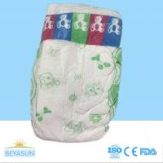 Softlove daydry comfort disposable baby diaper, magic tape clothlike backsheet