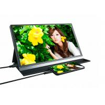 China Convenient 15.6 Portable Monitor , Portable Desktop Monitor 368*225*9.0mm for sale