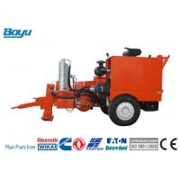 China Cummins Strong Power Hydraulic Cable Puller For Transmission Line Engine for sale