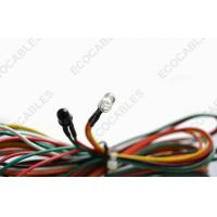 Car Tail Light LED Wire Harness , Trailer Wiring Harness Spade Terminal