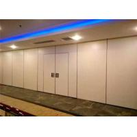 Banquet Hall Removable Movable Walls Sliding Acoustic Partition Walls Price for sale