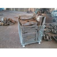 Mining Industry Cement Mill Liners GX120Mn13 Wavy Liner Plates for sale