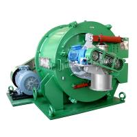 Horizontal automatic discharge siphon peeler centrifuge starch  filter separator for sale