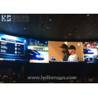 Light Weight Seamless Indoor Rental LED Display Screen Meanwell Power Supply for sale