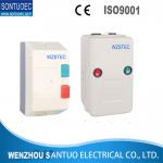 IEC947 Magnetic Starters With Thermal Overload , Electrical Power Motor Starter DOL