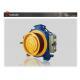 1250 - 1600 KG Gearless Traction Machine / Montanari Elevator Machine (SN-TMMT1600) for sale