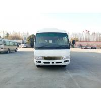 China CNG / LNG / Diesel Front Engine 30 Seater Minibus  Euro II / Euro III supplier
