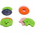 Cute Animal Shape Ice Packs Mini Ice Brick Cooler For Kids Lunch bag