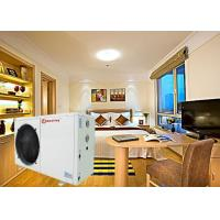 Meeting hot water heat pump domestic all in one heat pump for hotel residential hot water boilers 3kw