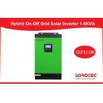 4000w Hybrid Solar Power Inverters , Solar Pump Inverter System 5kva for sale