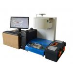 LCD Plastic Testing Machine , rubber Melt Flow Rate Tester MFR +MVR+PC for sale
