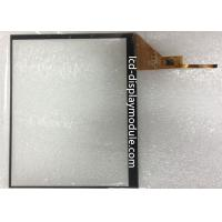 Industrial LCD Touch Screen I2C Interface 7 Inch With ASF + G CTP Structure for sale