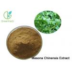 China Pure Natural Plant Extract Powder Mesona Chinensis Extract Hemostatic Action for sale