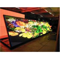 China Open Cabinet P10 Full Color LED Signs Wide Viewing Angle Low Power Consumption for sale