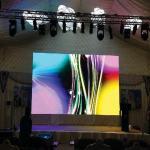 Digital Videos Stage LED Screens , Bright P4.81 Rental LED Display Panel for sale