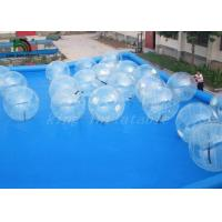 Transparent Inflatable Walk On Water Ball Water Walking Ball For Sport for sale