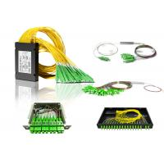 1x2,1x4,1x8,1x16,1x32 1x64 Fiber Optic PLC Splitter with SC connector optical fiber splitter for sale
