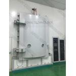 China Vertical Orientation Vacuum Metallizer Acrylic Chromed Automotive Logo Metallizing Machine manufacturer