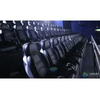 China Modern Viewing 5D Movie Theater Equipment For Business Center 3 People Capacity for sale