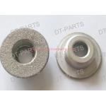 China Mechanical Silver GT5250 Cutter Parts Round Wheel Grinding 80grt 1.365odx.625id 85904000 for sale