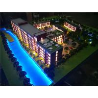 China Commercial Miniature Architectural Models UK Residential Building Style for sale