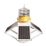 350 Flash Characteristic Solar Marine Navigation Lighting