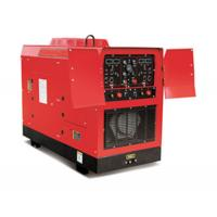 Perkins Engine Welding Genset Diesel Generator Lincoln Welder Mobile Arc 250A To 500Amp for sale