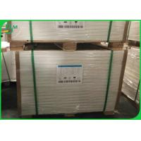 100% Wood Pulp 110gsm - 200gsm Two Sides Coated Couche Paper For Making Magazine for sale