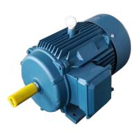 Big Power 340HP / 250kw 3 Phase Induction Motor With Cast Iron Housing For Mixer for sale